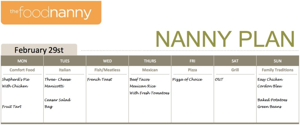 NannyPlan - Feb 29