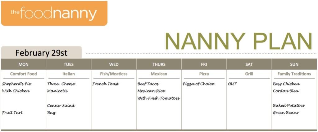 NannyPlan - Feb 29