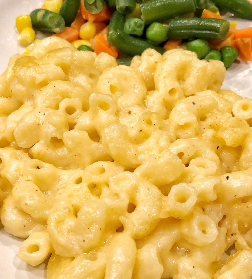 Mac & Cheese Kids Crave