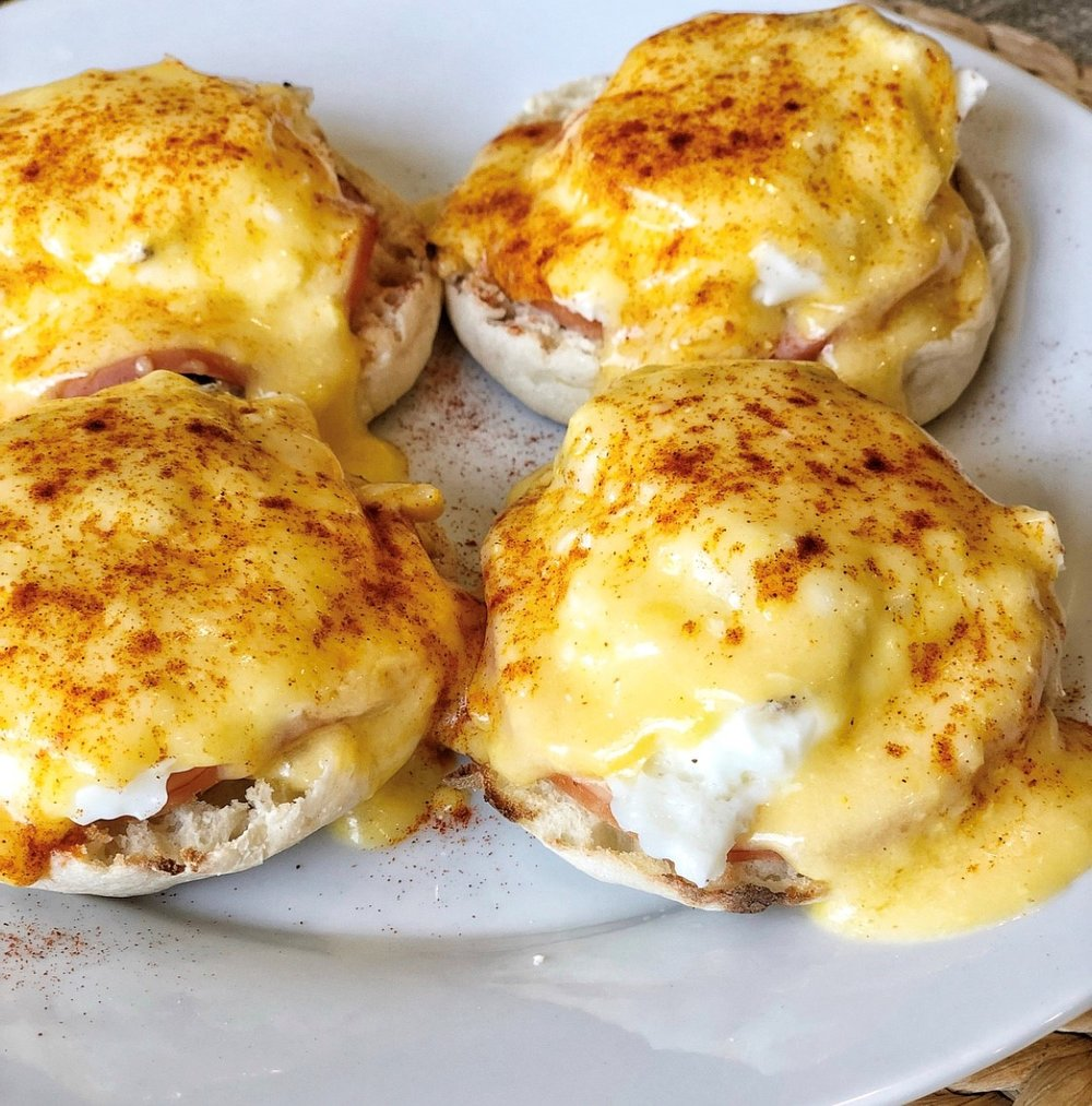 Food Nanny Eggs Benedict