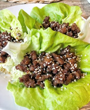 The food nanny lettuce wraps forumfinder Images