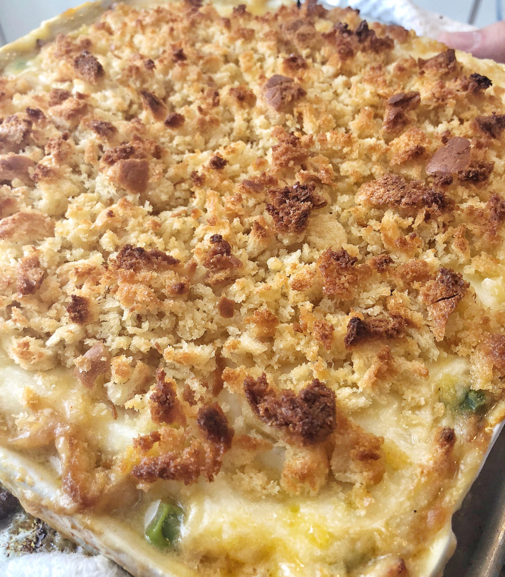 Sheperd's Pie With Chicken