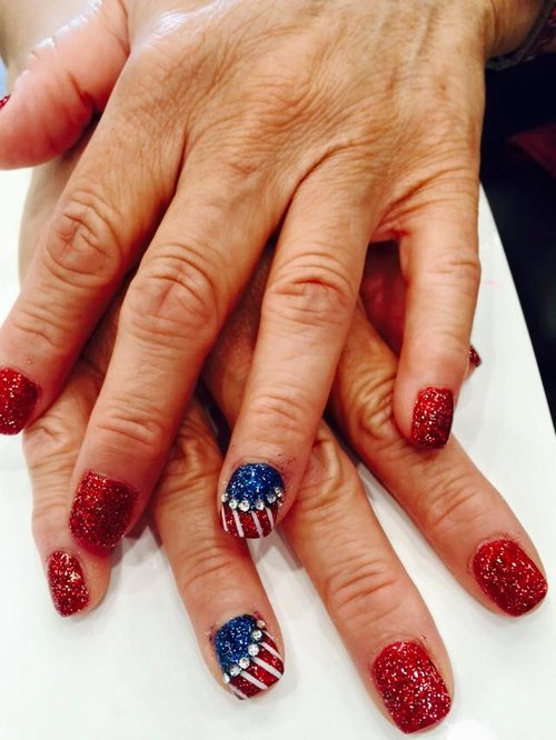 Nails — Bella\'s Nails and Spa Lubbock