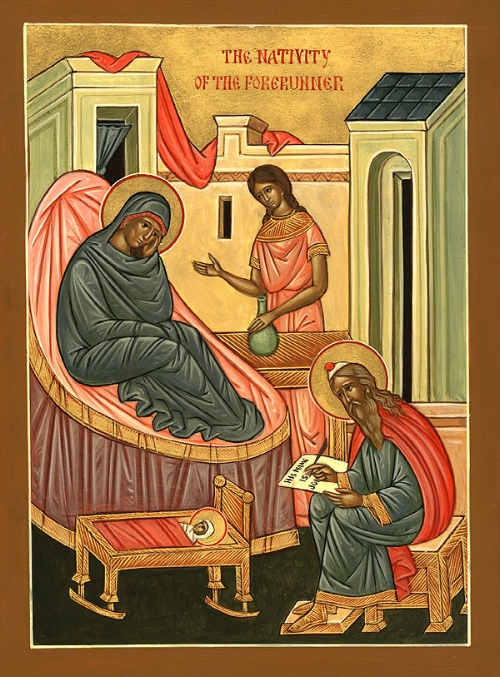 The Nativity Of The Forerunner