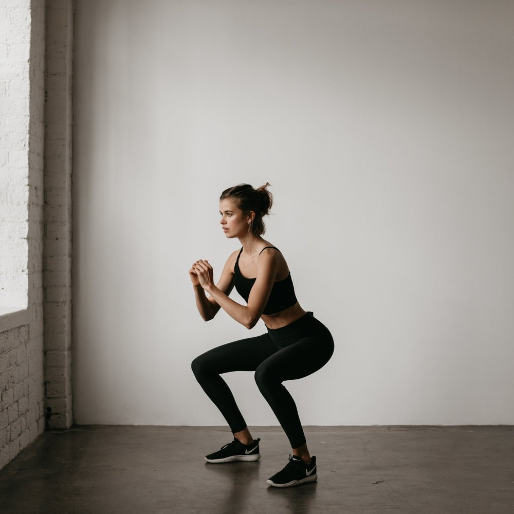 Functional Fitness - Based on creating safe body patterns this is the ultimate full body workout using mostly your own body weight. The technical movements will challenge you physically whilst helping you build a deeper connection with your body.