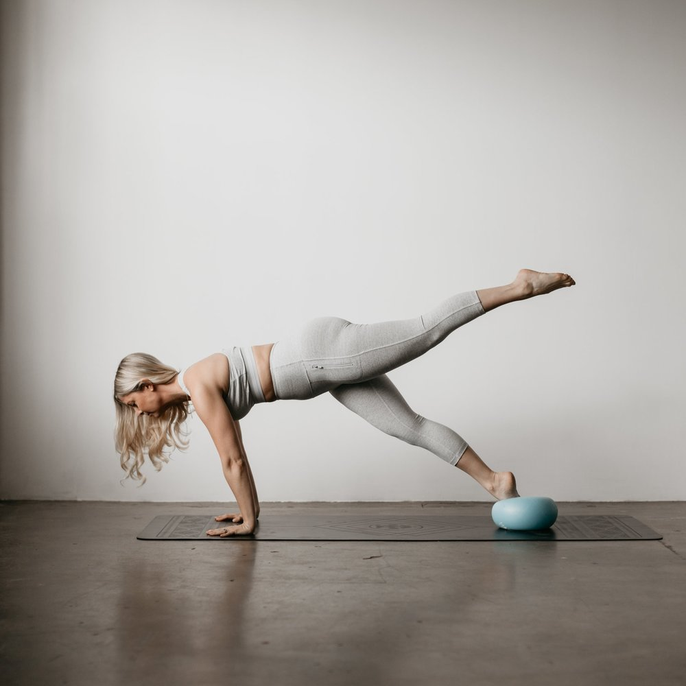 Pilates - Based on technique, alignment and flexibility, Pilates helps strengthen and tone through repetitive, isolated movements. Our mat based classes will improve posture, core development, coordination and balance.