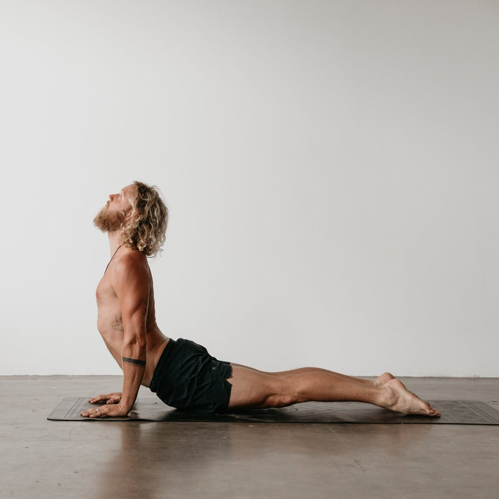 Yoga - These strong and sweaty flows are set to music and designed to give you a good work out whilst stretching and releasing your body. All teachers are unique so no two classes will be the same. Open to all levels.