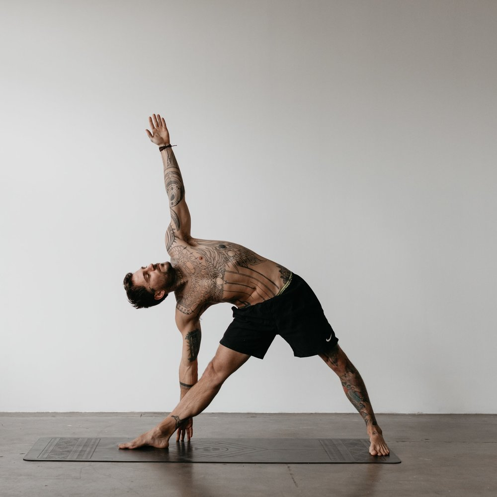 Yogasana - A fast paced set sequence that will challenge your stamina, stimulate your cardiovascular and respiratory systems whilst strengthening and toning the muscles. You can expect hands on adjustments and curated playlists.