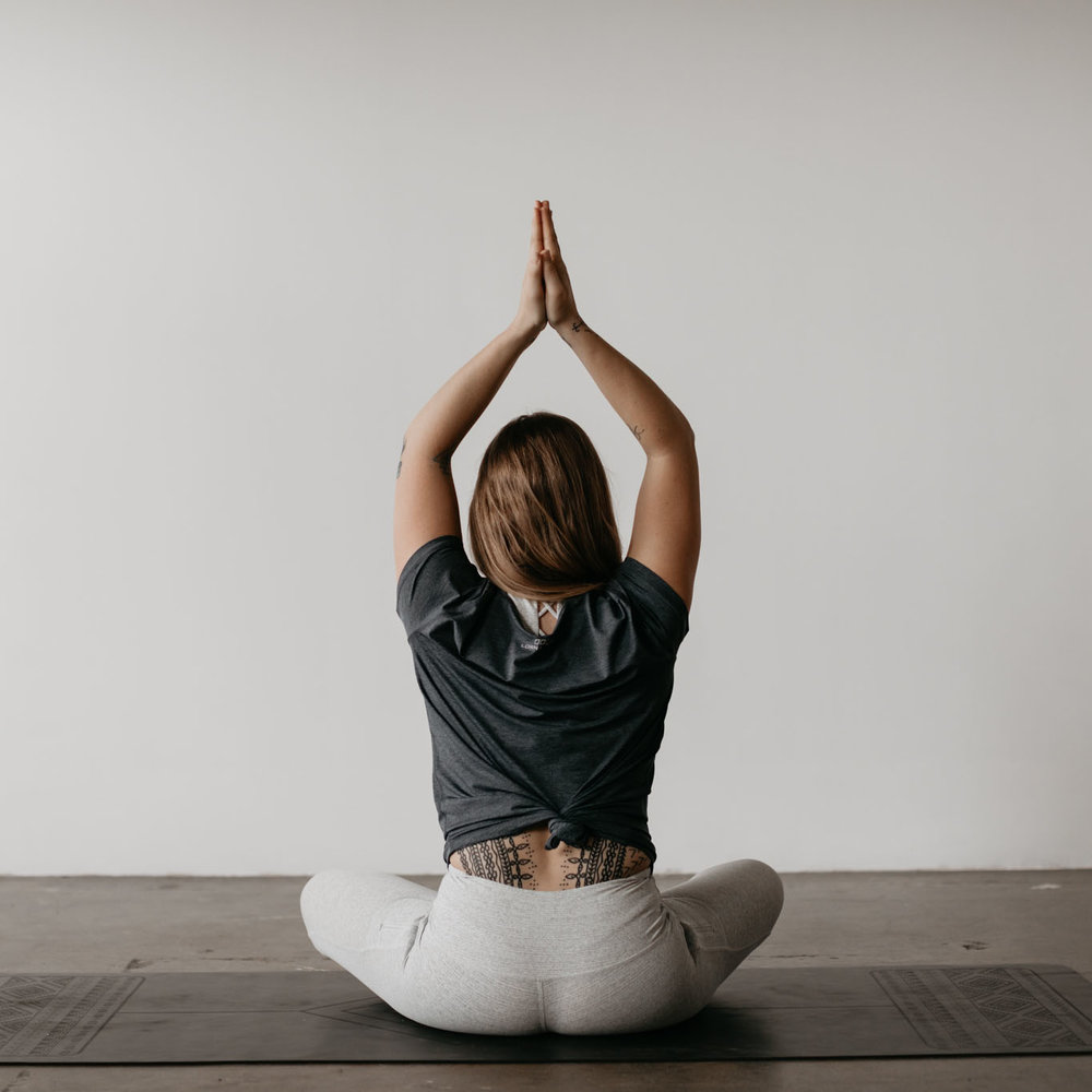 yin yoga - Yin yoga is a static class which focuses on passive, mostly seated postures that target connective tissues. Poses are held for anything between 2 to 6 minutes, aiming to increase flexibility and joint mobility whilst invoking a meditative state of inner calm.