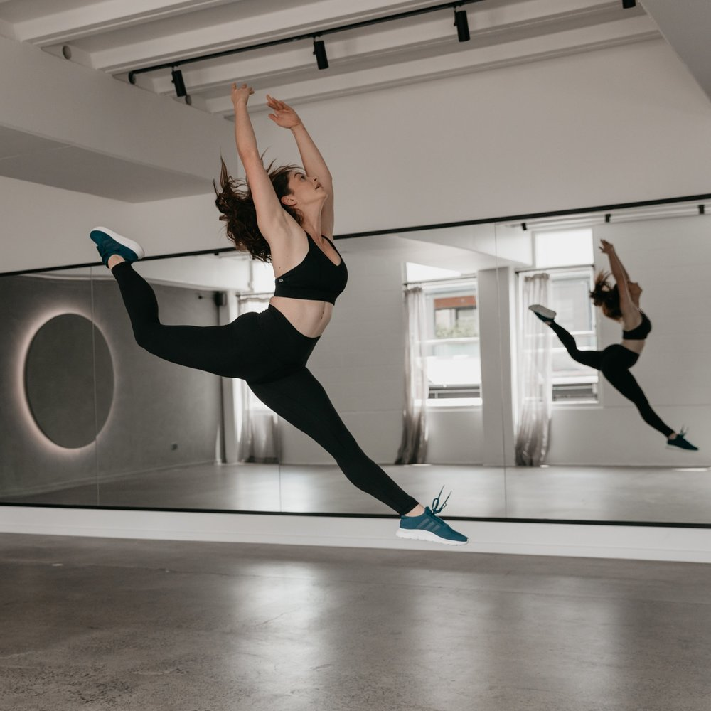 Dance cardio - No dance experience necessary, just turn up the music and sweat your inhibitions away with easy to follow choreography, plyometrics and full-body cardio exercises. Dance Cardio builds coordination, balance, agility and confidence.