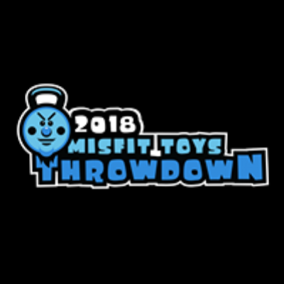 Sign up soon if you plan to compete in this year's MisFit Toys Throwdown!     Click here to register.     Also, we will need lots of judges and volunteers to help us make the day possible, so if you're interested in helping us out, register to judge or email us to volunteer (misfittoysthrowdown@gmail.com)!
