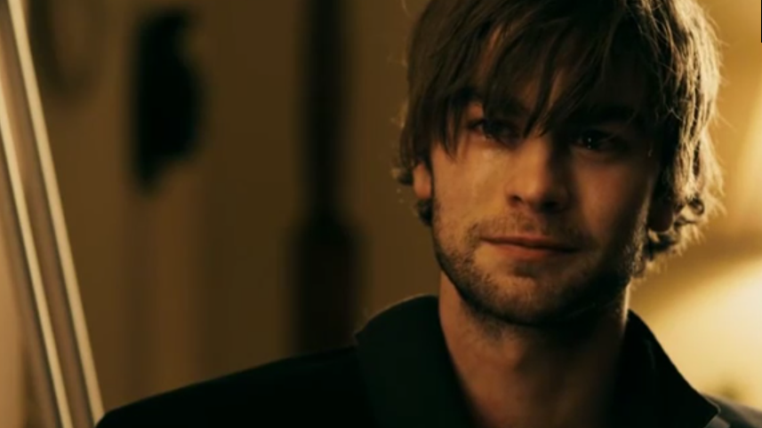 (this is the last shot in the movie and the best and most acting Chace Crawford does)
