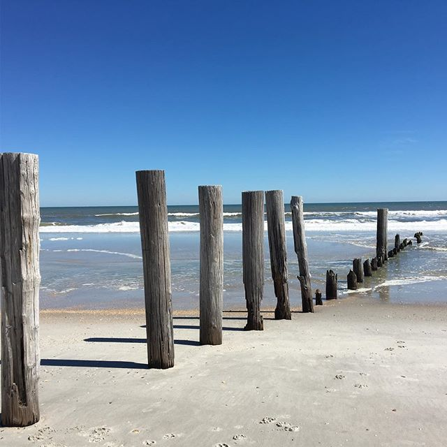 A favorite spot in Jax beach 🏖 . Where do you go to revive your energy and spirit? #jaxbeach #beachlife #selflove #springtime🌸