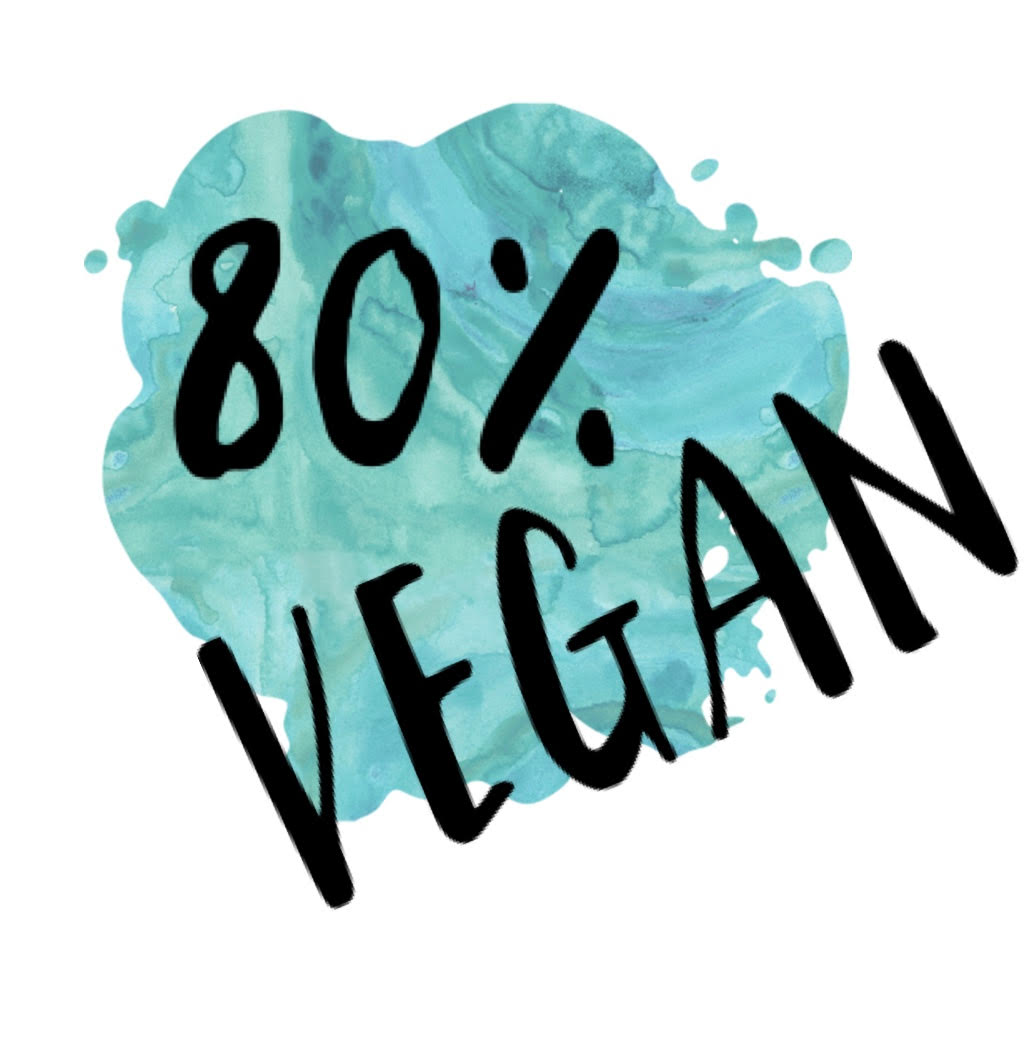 80 Percent Vegan