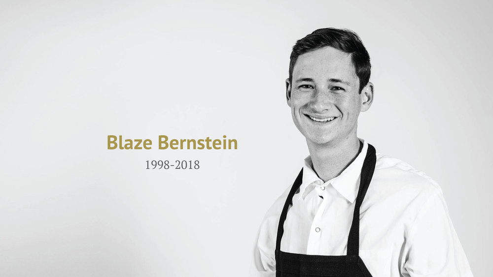 Blaze Nathan Bernstein, 1998-2018