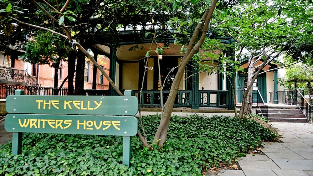 The Kelly Writers House on UPenn's campus serves as a center for writers of all kinds from Penn and the Philadelphia region at large.