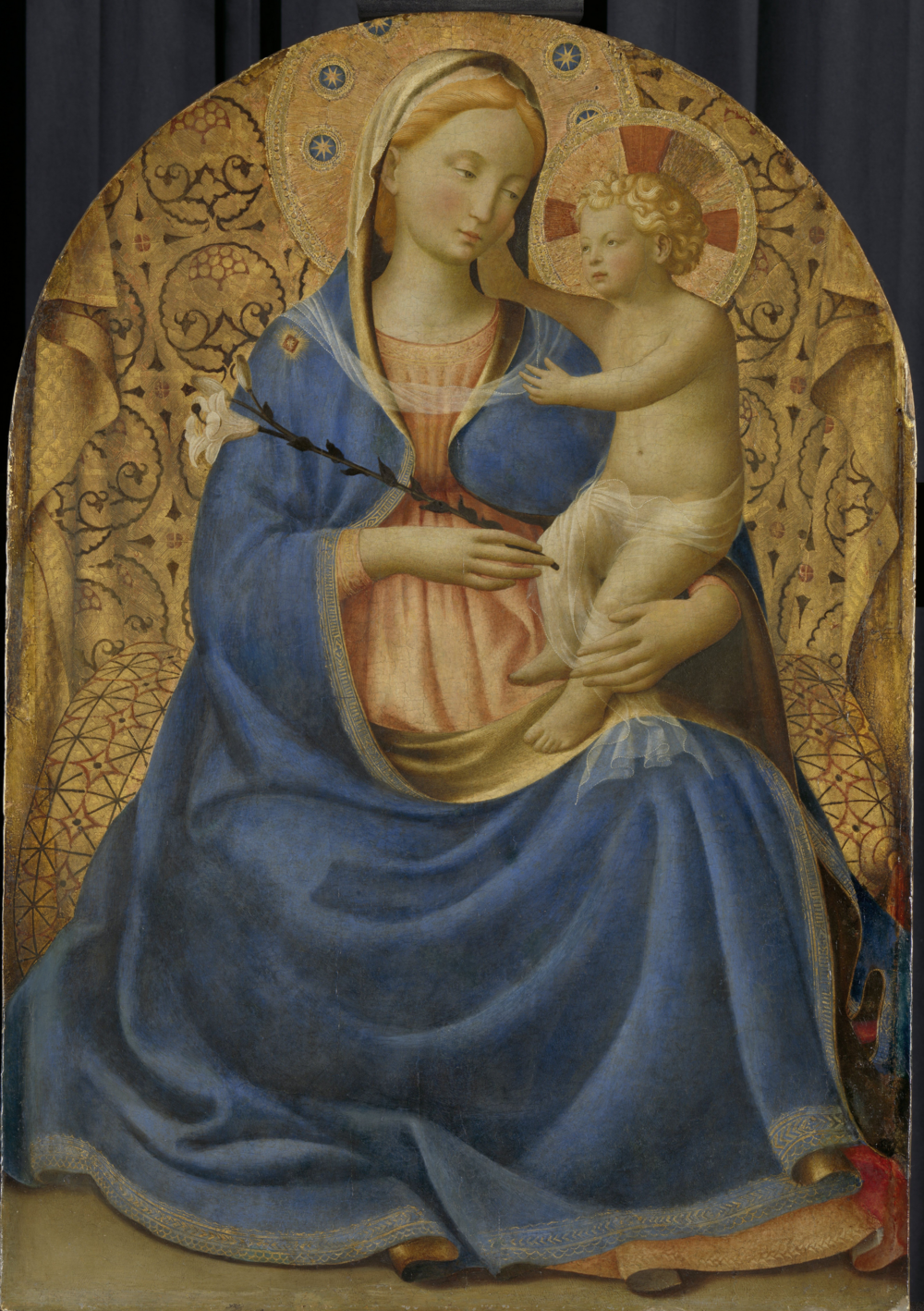 The One Who does the work of Christ must always cling to him. - -Blessed Fra Angelico