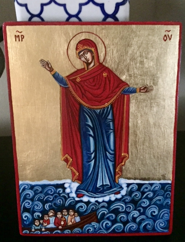 Stella Maris Icon from Iconsart