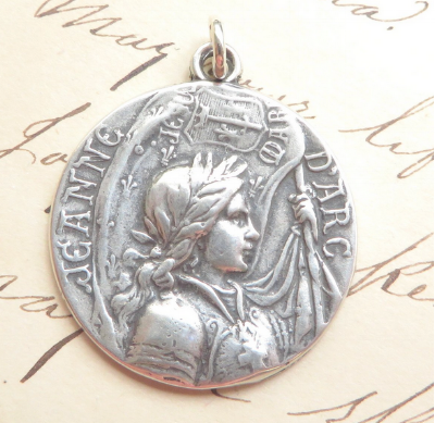 The Best-Selling St. Joan of Arc Medal