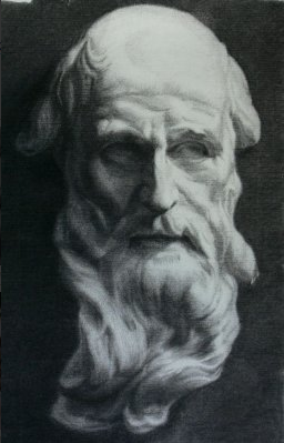 Portrait by David Clayton