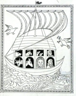 Illustration by David Clayton