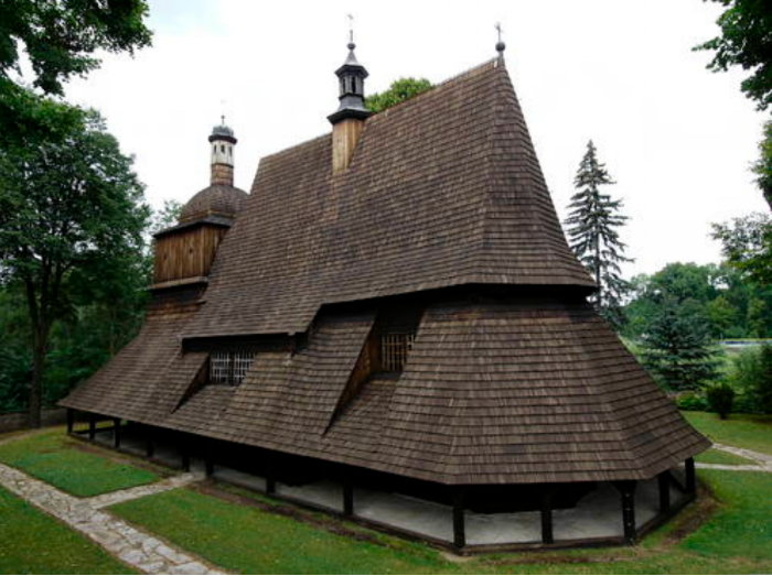 Wooden Churches of Malopolska (photo: UNESCO World Heritage Collection)