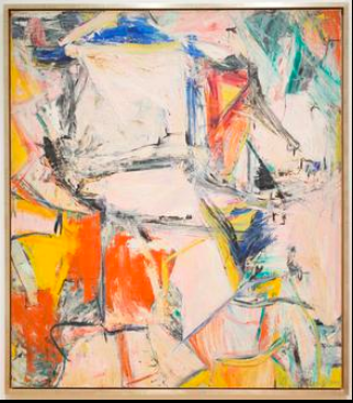 Willem de Kooning, Art Institute of Chicago