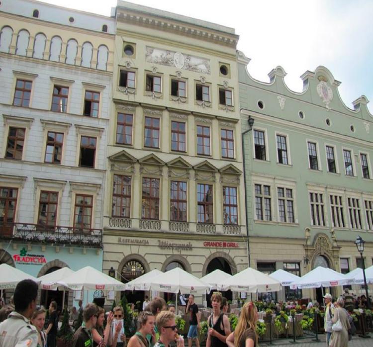 Wierzynek Restaurant, Krakow (Photo Wikicommons)