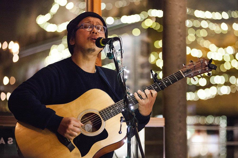 Tomo Nakayama –Photo by Eric Tra