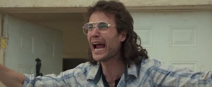 David Koresh (Taylor Kitsch) in the 1993 standoff against law enforcement