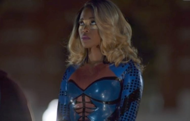 Anissa Pierce (Nafessa Williams) as Thunder