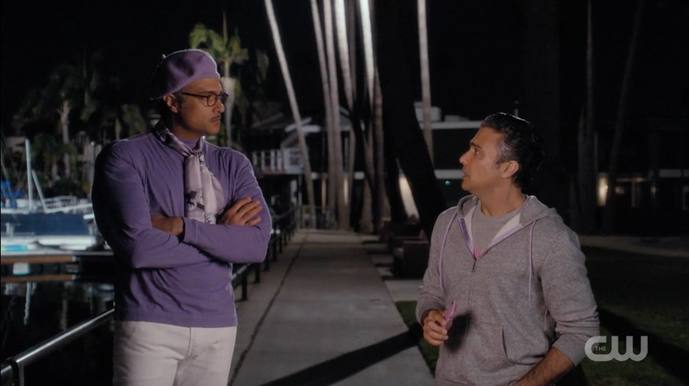 Rogelio's Inner Critic is just like him