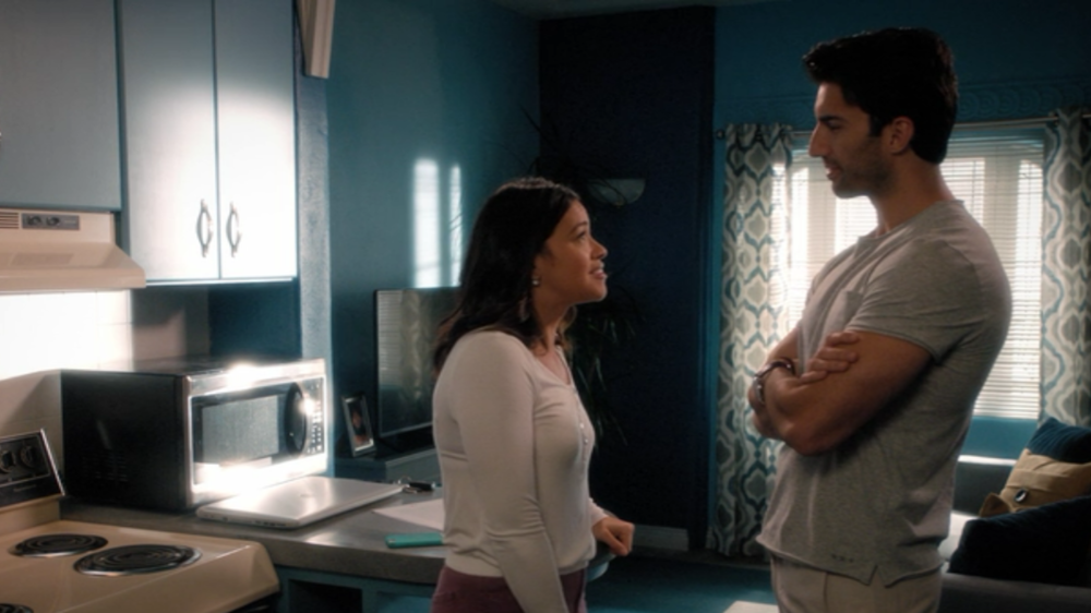 Jane and Rafael have an open talk about their relationship