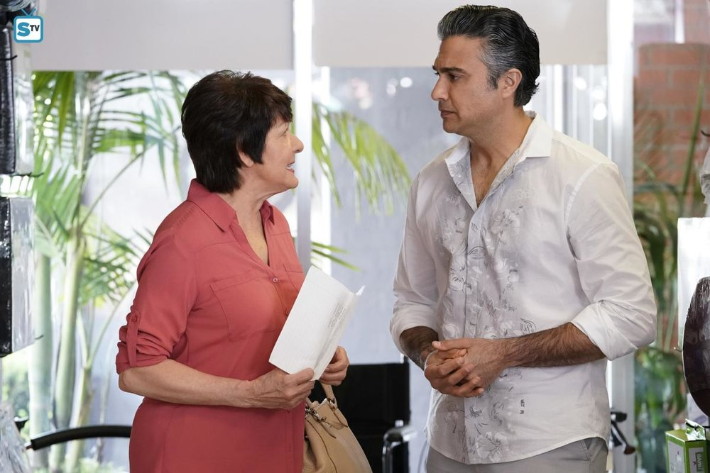 Rogelio and Alba pick up supplies for post-surgery care and deal with the reality of their situation