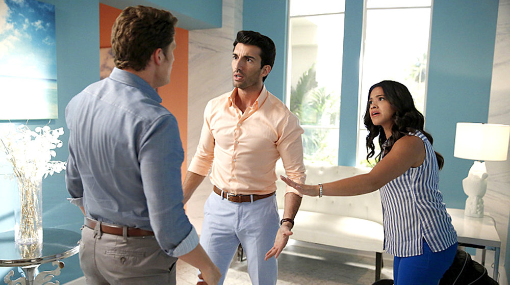 The love triangle between Michael, Jane, and Rafael was a driving conflict in the first two seasons of the show that I don't wish to see revisited