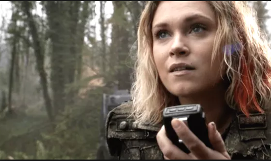 The 100 S Top 13 Romantic Moments Truth Bee Told