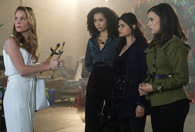 """Charmed 1x04 """"Exorcise Your Demons"""" Review — Truth Bee Told"""