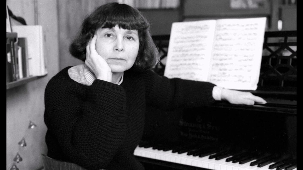 Sofia Gubaidulina (b.1931)