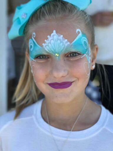 Princess with Lifes a Party Facepainting.jpg