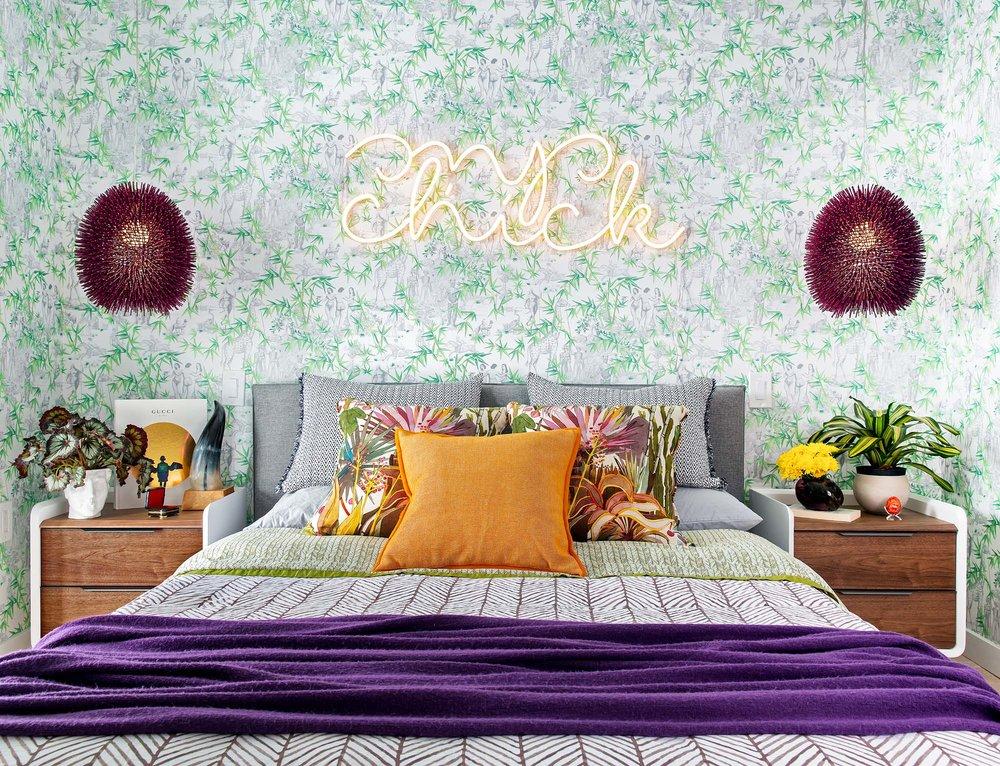 Best bedroom design in Boston and Cambridge condo interior designer top ideas Dane Austin Design