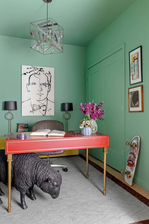 Best office design in Boston and Cambridge condo interior designer top ideas Dane Austin Design
