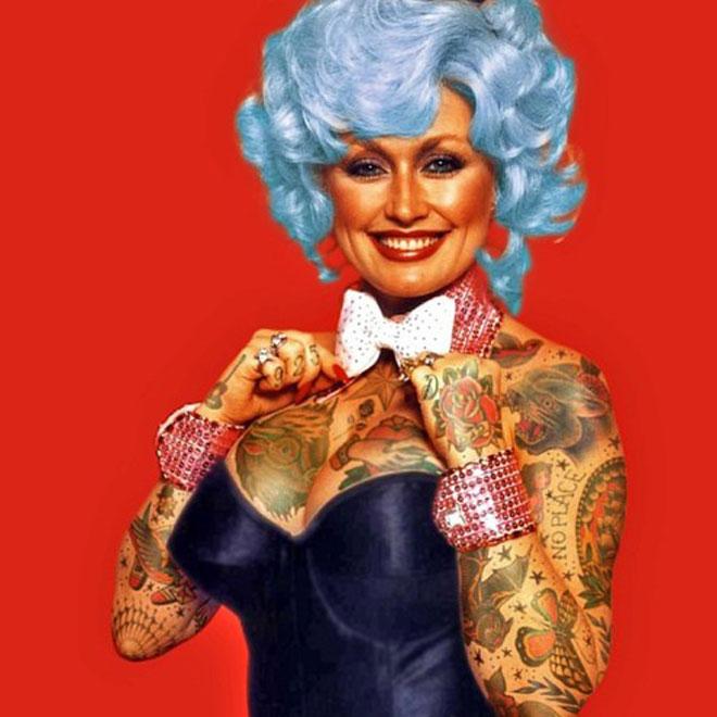 Dolly Parton has a secret