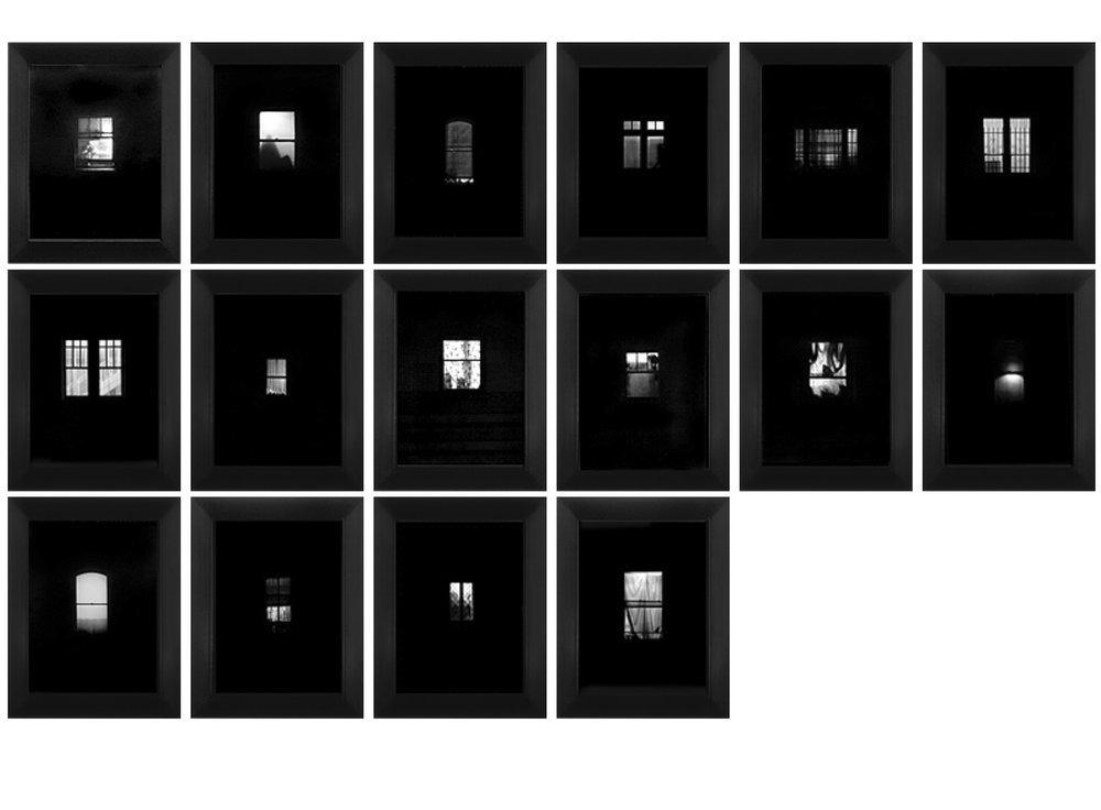 Series of 16, one size, 2001-2002