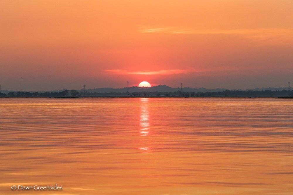 Myanmar Sunsets!