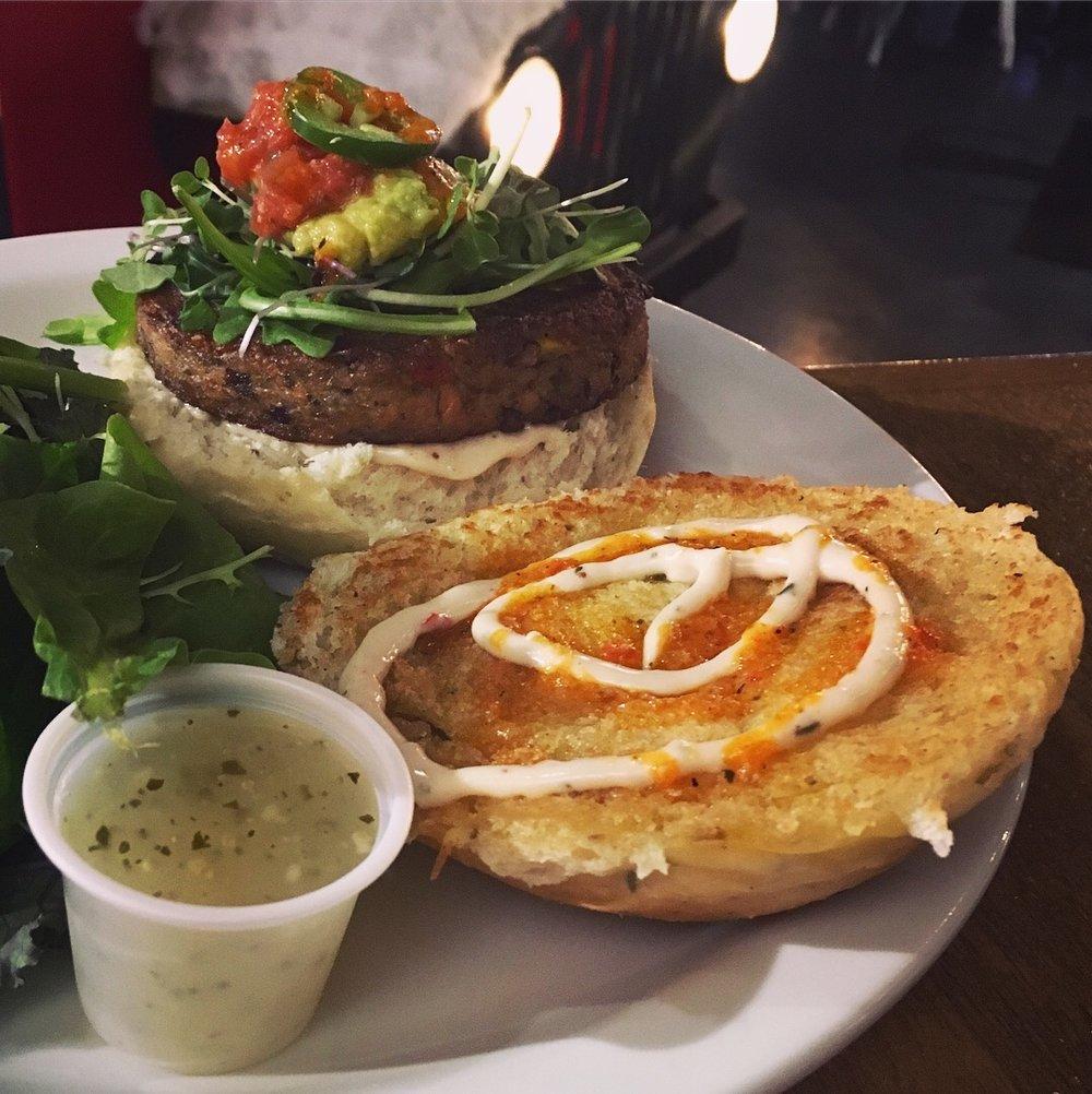 Lunch/Dinner — a clovis vegan