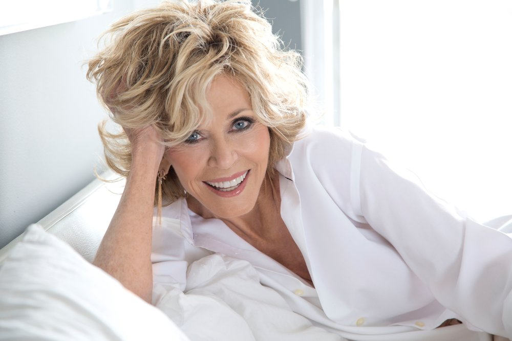 Hollywood icon Jane Fonda is featuired in HBO's special titled  Jane Fonda in 5 acts.
