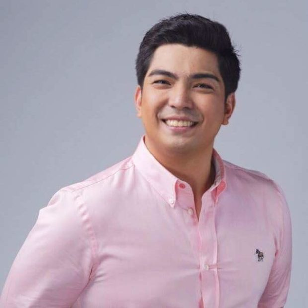 """Jolo Revilla star in the episod """" 72 Hours"""" directed by Dondon Santos in the film """"Tres."""""""