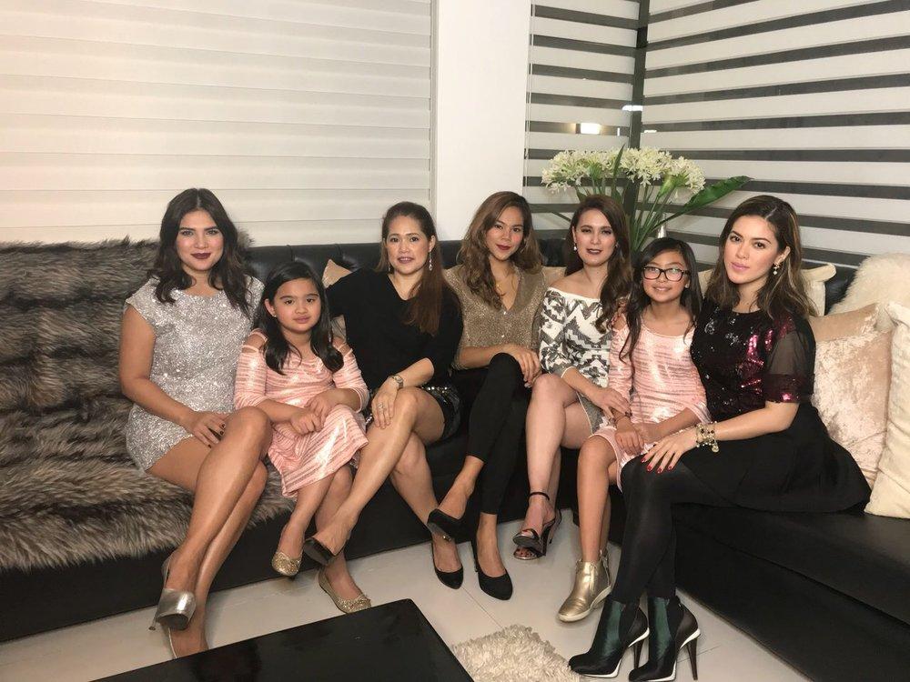 The Magdayaos – Vina Morales, Sheila, Sheryl, and Shaina