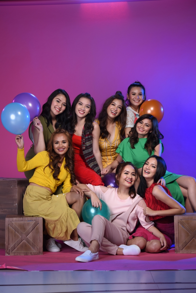 The candidates to  Eat Bulaga 's Miss Millennial