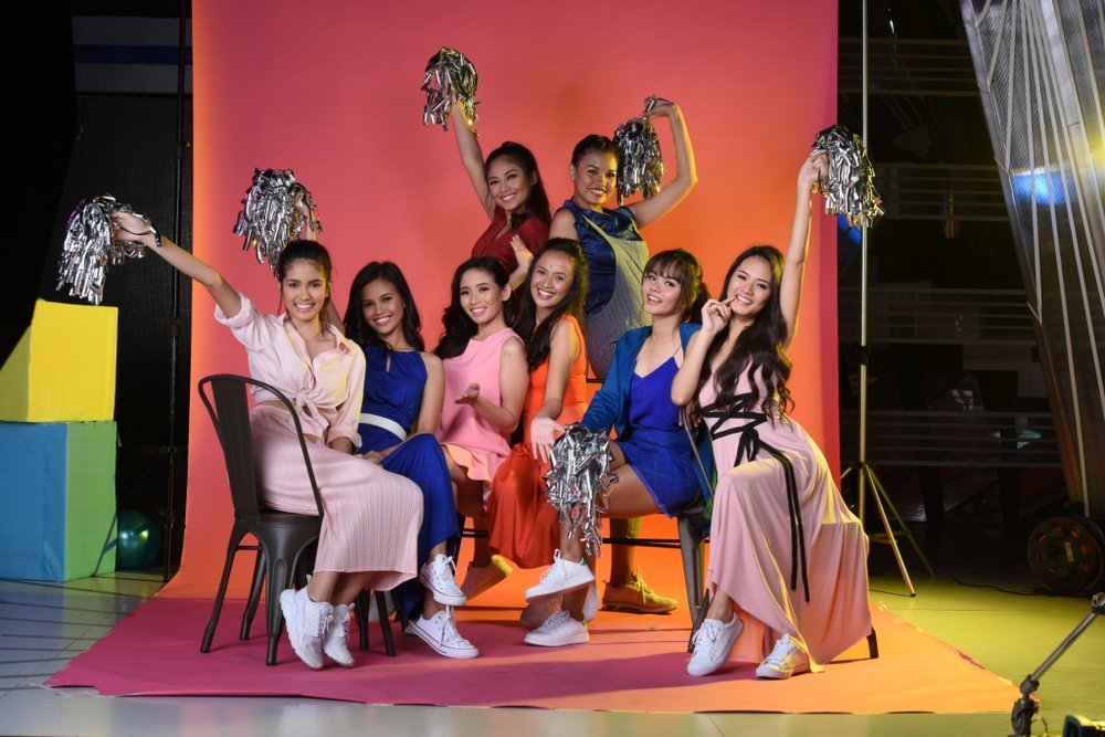 Forty young women are vying for the Miss Millennial 2018 in  Eat Bulaga